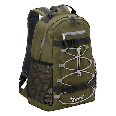 Σακιδιο Brandit Urban 20l Olive/black/grey