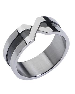 Δαχτυλίδι Από Ανοξείδωτο Ατσάλι Rosso Amante c8d4a354cb3
