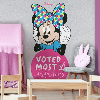 Fabulous, Minnie Mouse