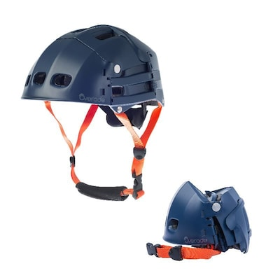 Overade Plixi Fit Helmet Blue (s/m)