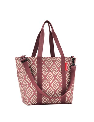 1566571435 Multibag Γυναικεια Κοκκινη Tote Τσαντα 30cm