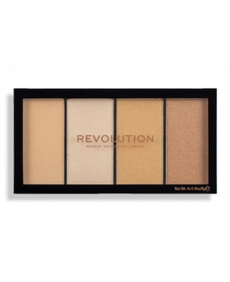 Makeup Revolution Re-loaded Lustre Lights Warm