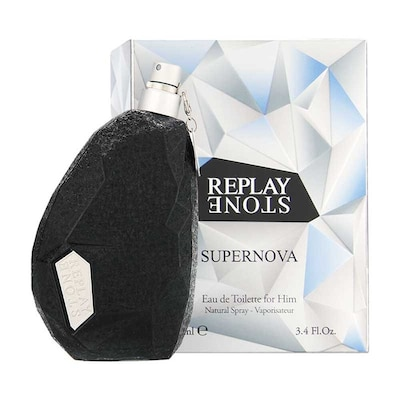 Replay Stone Supernova For Him Eau De Toilette 100ml