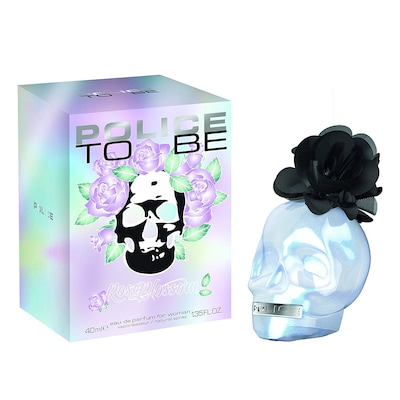 Police To Be Rose Blossom Eau De Parfum 40ml