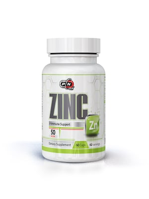 Pure Nutrition Usa Zinc Picolinate 50mg 60caps