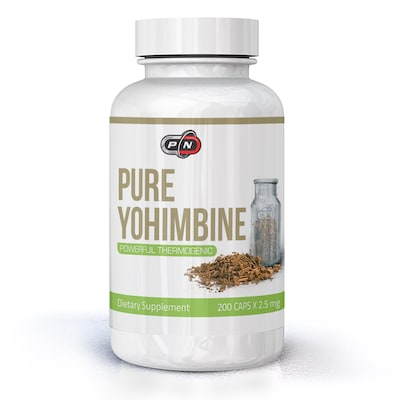 Pure Nutrition Usa Yohimbine 200caps