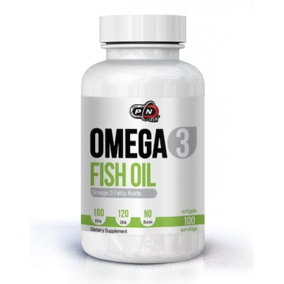 Pure Nutrition Fish Oil 100caps