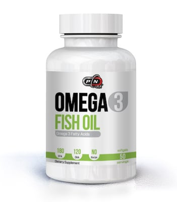 Pure Nutrition Fish Oil 50caps