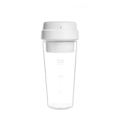 Xiaomi 17pin Star Fruit Cup Portable Juicer Jm001 400ml Λευκό