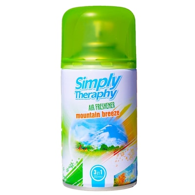 Simply Air/ner Ανταλλακτικο Mountain Breeze  250ml