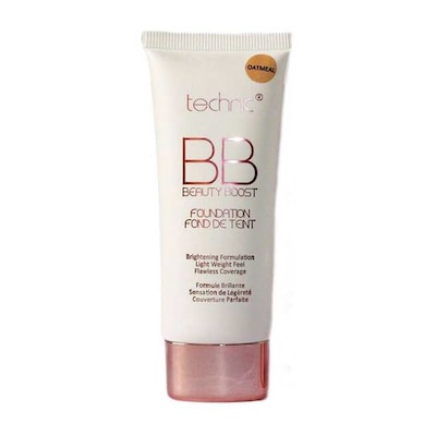Technic-beauty Boost Foundation Oatmeal-30ml
