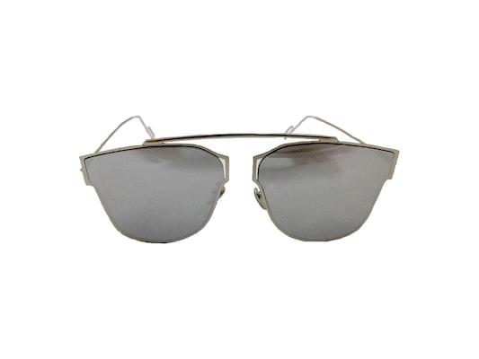ee10756f06 Γυναικεία Γυαλιά Ηλίου Καθρέφτης Avery Sunglasses Με Ασημί Μεταλλικό  Σκελετό Και Ασημί Φακό