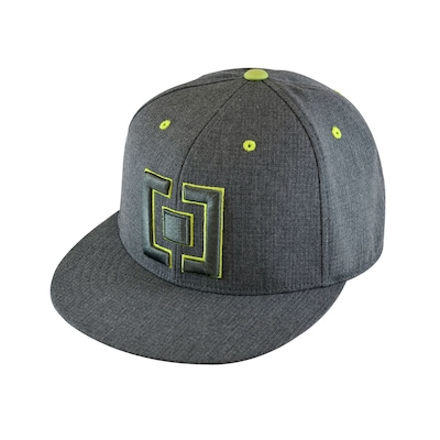 Horsefeathers Dawn 210 Fitted Cap Heather Gray