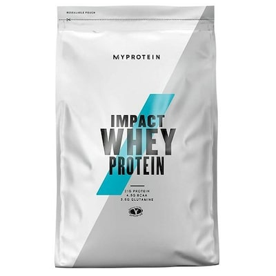Πρωτεΐνη Myprotein Impact Whey Protein 1000gr Strawberry