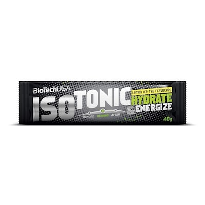 Ισοτονικό Ποτό Biotech Isotonic 40gr Lemon Ice Tea