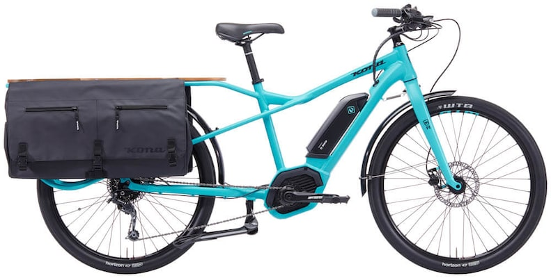 Kona E-ute Electric Bike 2019-m
