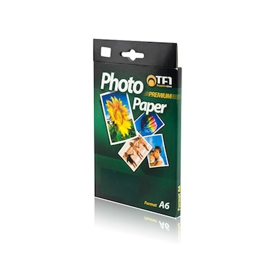 Photo Paper Tfo Gla618020, A6, 180g/m2, 20 Ark., High Glossy