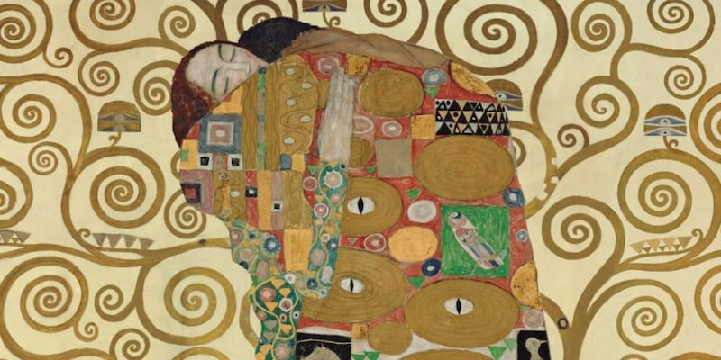 Αφίσα - The Embrace - Klimt, Gustav