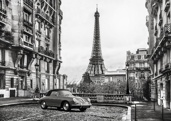 Roadster In Paris - Gasoline Images