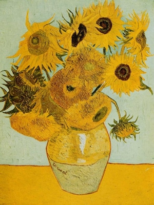 Sunflowers - Van Gogh, Vincent