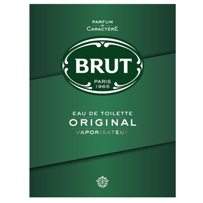 Brut Edt Vapo Original 100ml