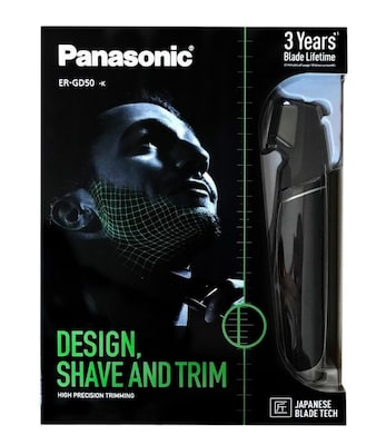 Trimmer Panasonic Er-gd50