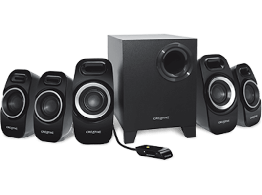 Surround Speakers CREATIVE Inspire T6300 (24927)