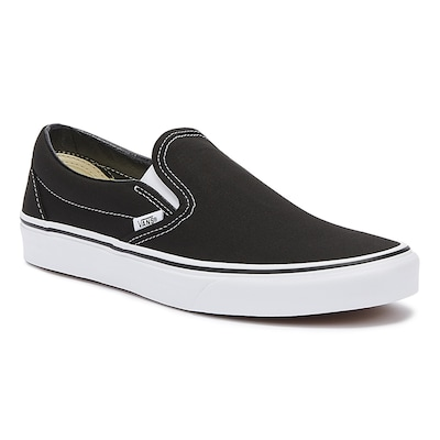 Vans Ua Classic Slip-on Black