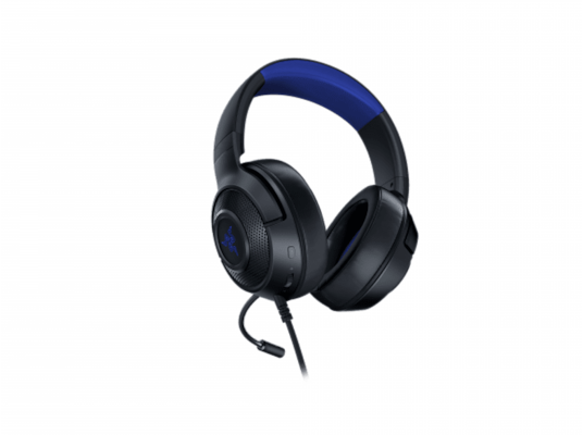 Ακουστικά RAZER KRAKEN X Analog  Black/Blue