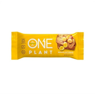 One Bar Plant Banana Nut Bread 45g