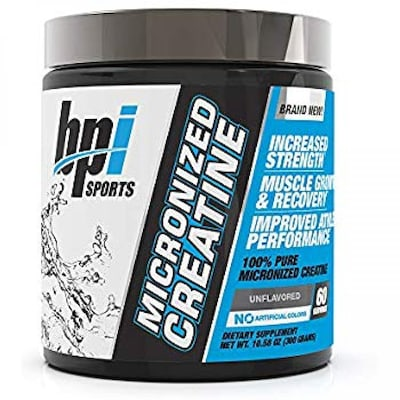 Micronized Creatine Unflavored 300gr