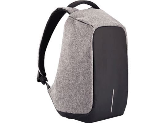 Τσάντα Πλάτης Laptop XD Design Bobby Anti-Theft Backpack Γκρι