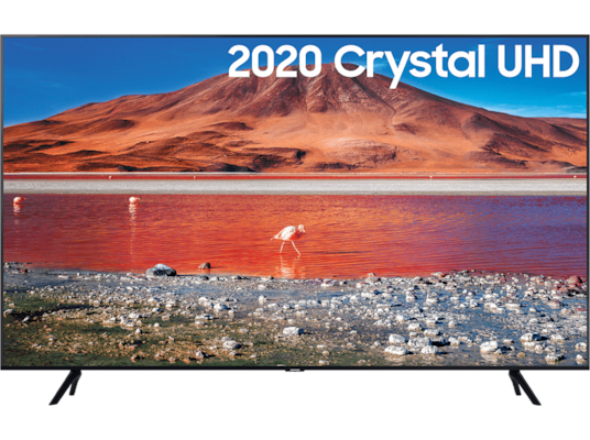 "Τηλεόραση Samsung 43"" Smart LED 4K UHD HDR TV UE43TU7072"