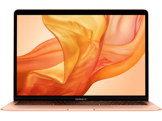 "Apple MacBook Air Retina 13.3"" (2020) (i3/8GB/256GB SSD/Intel Iris Plus Graphics) MWTL2GR/A - Gold"