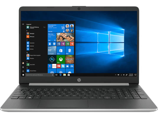 "Laptop HP 15.6"" ( i5-1035G1/8GB/512GB SSD/Intel UHD) 15s-fq1005nv"