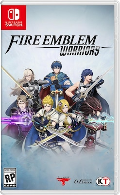 Fire Emblem Warriors - Nintendo Switch Game