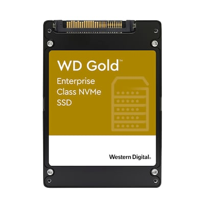 Western Digital Wd Gold 2.5  983.04 Gb Serial Ata Iii Nvme