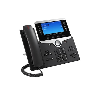 Cisco 8841 Ip Phone Black,silver Wired Handset
