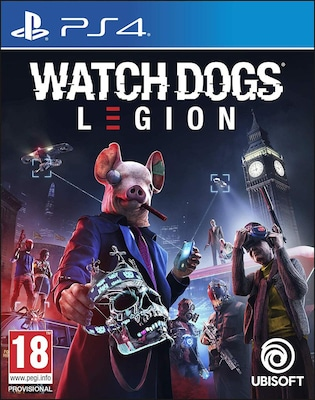 Watch Dogs Legion Resistance Edition -  PS4 Game