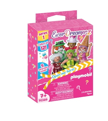 PLAYMOBIL 70389 Surprise Box Candy World