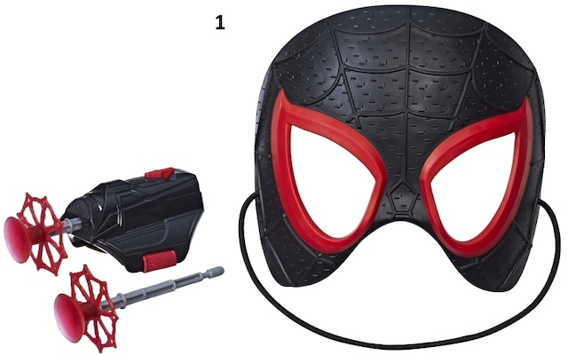 Σετ Spider-Man Movie Mission Gear (1 Τεμάχιο)