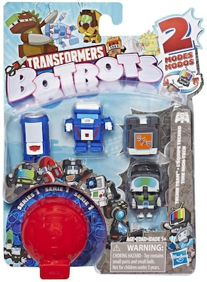 Σετ Transformers Bots Disguisables