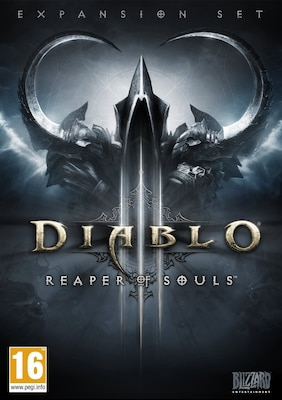 Diablo III: Reaper of Souls - PC Game