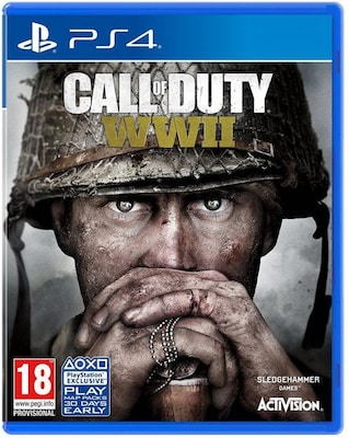 Call of Duty: WWII - PS4 Game
