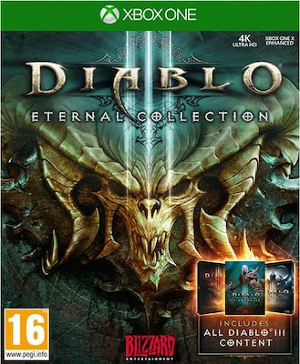 Diablo III: Eternal Collection - Xbox One Game