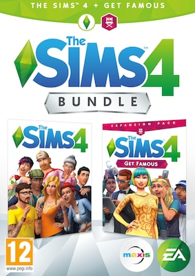 The Sims 4 & Get Famous - PC Game