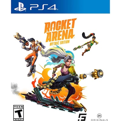 Rocket Arena Mythic Edition - PS4 Game