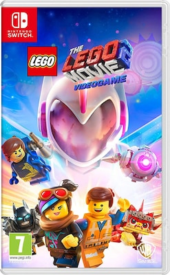 Lego Movie 2 Videogame - Nintendo Switch Game