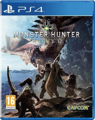 Monster Hunter World - PS4 Game