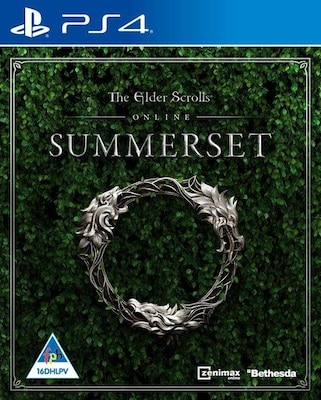 The Elder Scrolls Online: Summerset - PS4 Game
